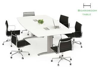 Swift Boardroom 1800x1200/1000 White Top (Power Dock extra)