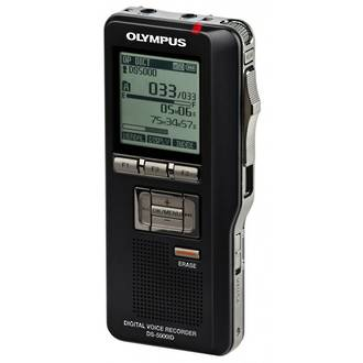 Olympus DS-5000iD Digital Voice Recorder Secondhand