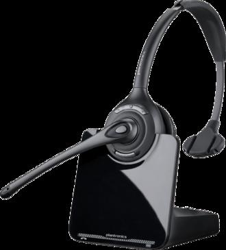 Plantronics CS510 Over-the-head Monaural Wireless Headset