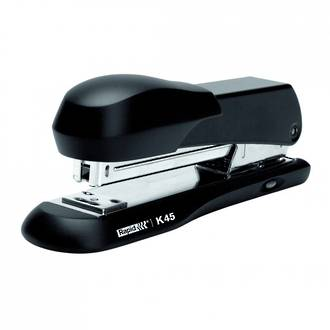 RAPID K45  F/strip Stapler Black