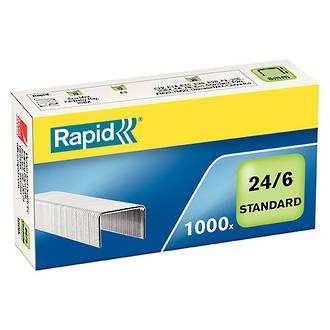 RAPID Staples 24/6 Box 1,000