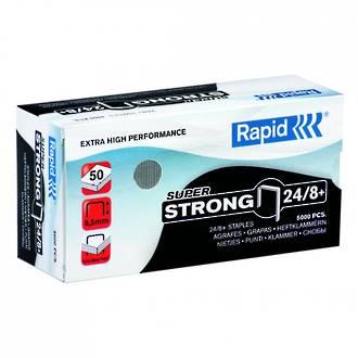 RAPID Staples 24/8+ Box 5,000