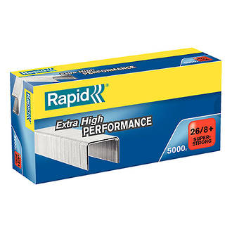 Rapid Staples 26/8 5000pcs