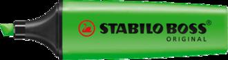Stabilo Boss Highlighter Green