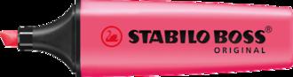 Stabilo Boss Highlighter Pink