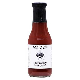 F Whitlock and Sons Smoky BBQ Sauce 400ml