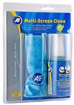 AF Screen-Clene + Large Microfibre Cloth
