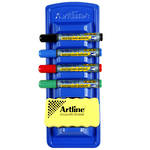 Artline 577 Whiteboard Caddy Starter Kit Incl Assorted Markers & Eraser
