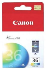 Canon CLI36CLR Colour Ink Tank