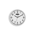 Carven Wall Clock 22.5cm White