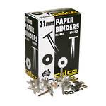 Esselte Paper Binders 31mm Box 200