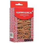 Warwick Rubber Bands 115gm Assorted