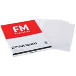FM Copysafe Pockets A4 Box 100