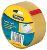 Sellotape Packaging Tape Clear 36mmx55m