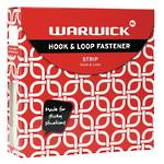 Warwick Hook & Loop Strip 5m x 20mm
