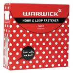 Warwick Hook & Loop Spots 450 Hook Only 22mm