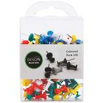 Dixon Push Pins Pack 100