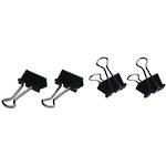 Esselte Foldback Clips 19mm Pk 12