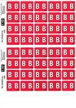 C Ezi Alphabetic Labels B