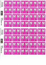 C Ezi Alphabetic Labels Mc