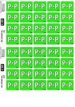C Ezi Alphabetic Labels P