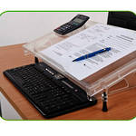 Microdesk Copyholder - Compact