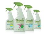 Green Kleen Sparkling Shower Cleaner 500ml Trigger Bottle
