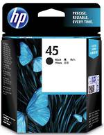 HP 45 (51645AA) Black Ink Cartridge * SPECIAL *