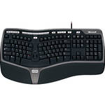 Microsoft Keyboard 4000 Natural Ergonomic * DISCONTINUED *