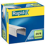 RAPID Staples 24/6 Box 5,000