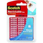 Scotch R100 Restickable Tabs