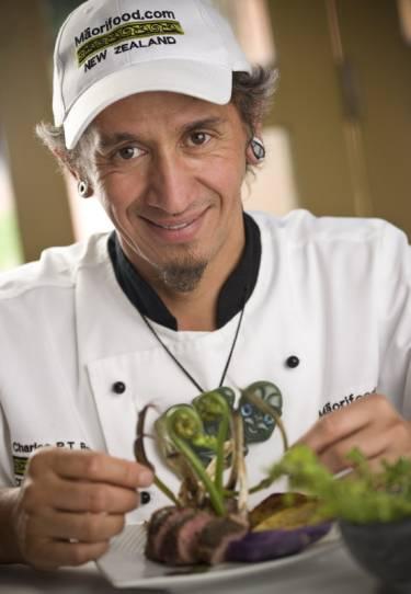 Charles Royal Maori Food Trails