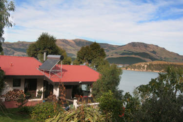 The Governors Bay B&B and House of Sound and Healing