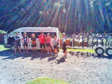 Motu Trails Hire and Shuttle