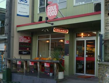 Soulfood Organic Store and Cafe