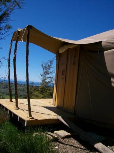 Aniwaniwa Yurt Stay