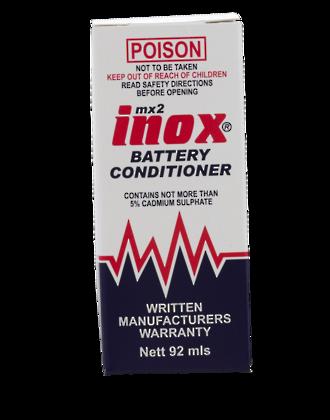 MX2 Inox Battery Conditioner