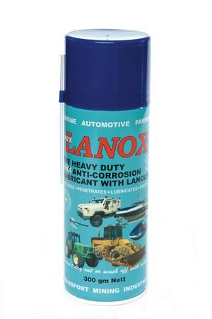 MX4 Lanox Lanolin Lubricant