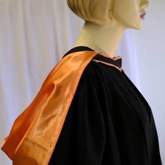 Masters Hood - UoA - Business & Economics Degree
