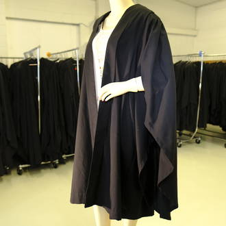 Bachelors Gown