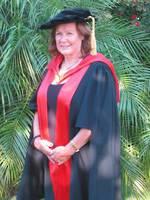 PhD Gown - AUT