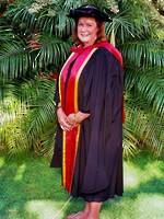 PhD Gown - UoA
