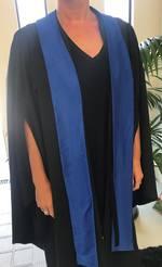 Vet Nurse Plus Undergrad Gown & Scarf
