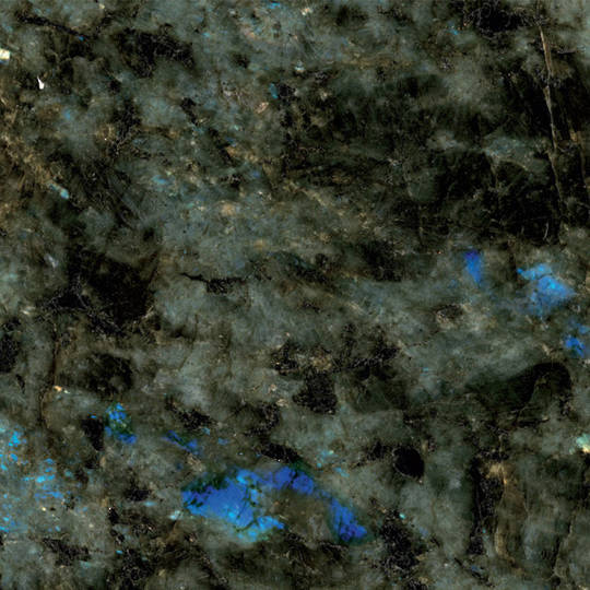 Labradite Blue
