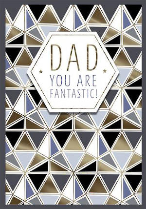 Father's Day Card Fantastic