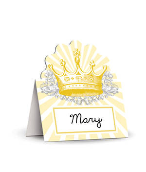 Studio Oh! Place Cards Crown