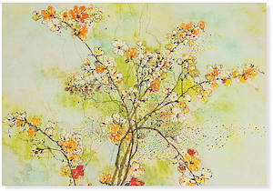 Box of 14 Notecards Dogwood Blossom