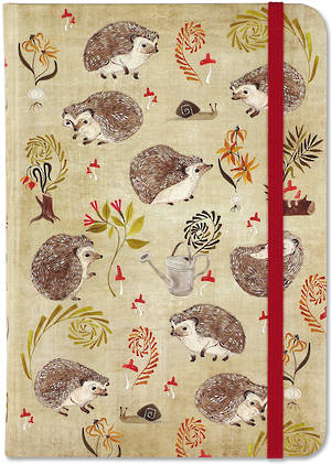 Small Journal Hedgehogs