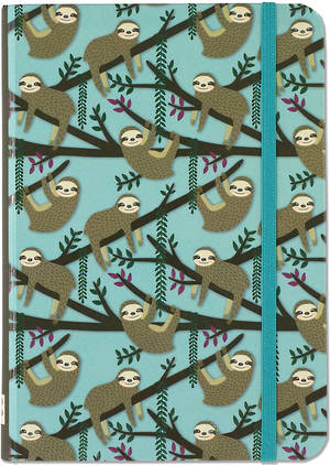 Small Journal Sloths