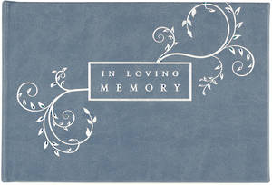 Condolence Guest Book In Loving Memory